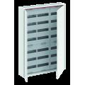 Шкаф ABB 252 М ComfortLine 1100x800x160 навесной IP44 c винтовыми клеммами N/PE (CA37VZRU)