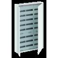 Шкаф ABB 288 М ComfortLine 1250x800x160 навесной IP44 c винтовыми клеммами N/PE (CA38VZRU)