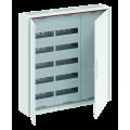 Шкаф ABB 120 М ComfortLine 800x800x160 навесной IP44 c винтовыми клеммами N/PE (CA35PZRU)