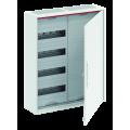 Шкаф ABB 48 М ComfortLine 650x550x160 навесной IP44 c винтовыми клеммами N/PE (CA24PZRU)