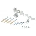 Комплект крепежных элементов №1 (накладной монтаж) IEK