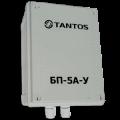 Бп-5а-у Источник вторичного электропитания импульсный 12В, 5А Tantos