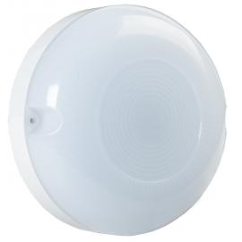 Светильник светодиодный ДПО 1002 12Вт 4000K IP54 с акустическим датчиком IEK