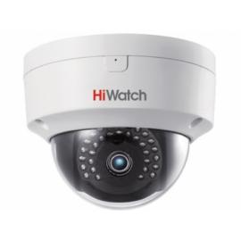 Купольная IP-видеокамера с ИК-подсветкой до 30м DS-I452S (4 mm) HiWatch