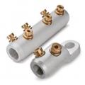 Болтовые соединители и наконечники