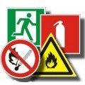Знаки и плакаты пожарной безопасности и охраны труда