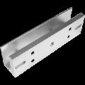 U-адаптер TS-U180 для крепления якоря электромагнитного замка TS-ML180 на стеклянную дверь