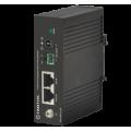 Экономичный, надежный, функциональный 54-ваттный гигабитный PoE-сплиттер (разделитель POE) в индустриальном исполнении Tsn-SP12-5A