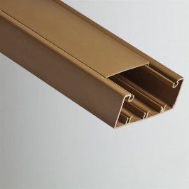 Кабель-Канал РКК-100х40-К Рувинил 100х40х2000мм цвет Коричневый (Цена за 1 Метр)