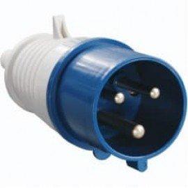 Вилка HT-023 32А 2Р+РЕ 220В IP-44