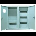 Щит металлический внутренний ЩРУ 3в-36 500х500х155