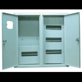 Щит металлический учетно-распределительный внутренний ЩРУв 3в-36 IP31 500х500х155мм