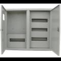 Щит металлический внутренний ЩРУ 3в-48 500х600х155