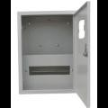 Щит металлический учетно-распределительный наружный ЩРУн 1н-12 IP31 400х300х155мм