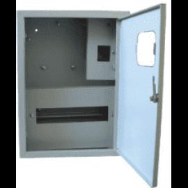 Щит металлический учетно-распределительный наружный ЩРУ 1н-14 IP31 400х300х147мм