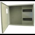Щит металлический учетно-распределительный наружный ЩРУн 3н-18 IP31 350х450х155мм