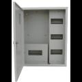 Щит металлический учетно-распределительный наружный ЩРУн 3н-25 IP31 500х400х155мм