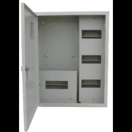 Щит металлический учетно-распределительный наружный ЩРУ 3н-25 IP31 500х400х147мм