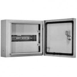 Щит металлический распределительный наружный ЩРН-9 IP54 250х300х135мм