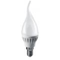 Лампы светодиодные LED свеча на ветру, с цоколем E14, E27