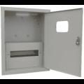 Щит металлический внутренний ЩРУ 1в-12 400х300х155