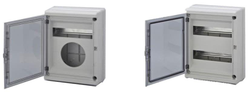 Ruvinil Тусо IP55 и IP65 боксы пластиковые,наружней установки